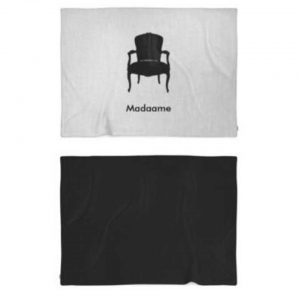 Madaame Fleece Blanket