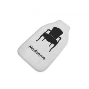 Madaame Hot Water Bottle With Cover
