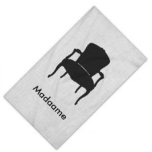 Madaame Adult Single Towel