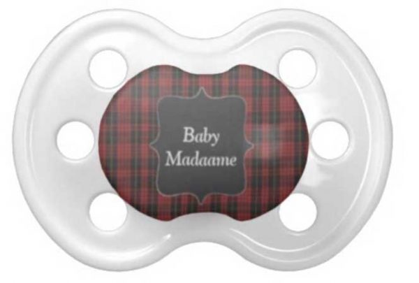Baby Madaame Silicone Dummy