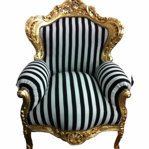 "Baroque Chaise ""King"" Armchair"
