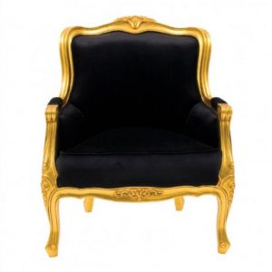 Chateau Gold Leaf Armchair
