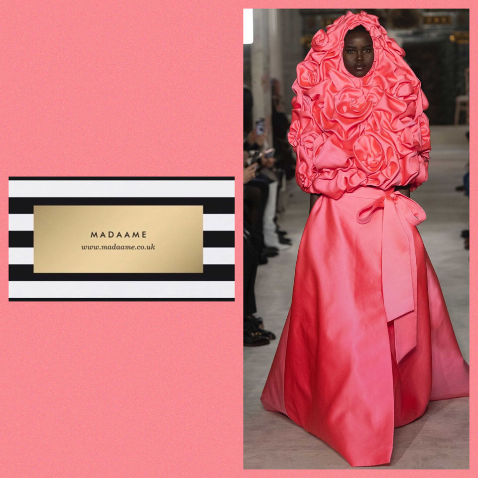 New fashion gowns and cloaks added
