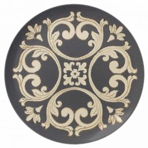 Madaame Decorative Plate for Wall Hanging
