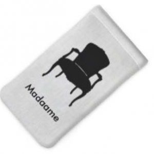 Madaame Soft Photo Glasses Case