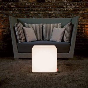 Outdoor Cube Light