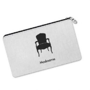 Madaame Zipped Pouch