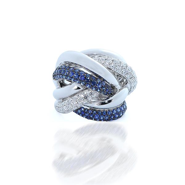 Enchanter Diamond Ring