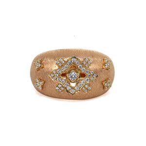 Shine of Gold Ring